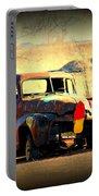 Route 66 Parking Lot Portable Battery Charger