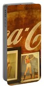Route 66 Vintage Signage Portable Battery Charger