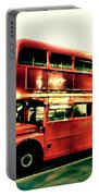 Routemaster Retro Pop Art  Portable Battery Charger