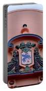 Royal Hawaiian Hotel Entry Facade Portable Battery Charger