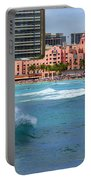 Royal Hawaiian Hotel Portable Battery Charger