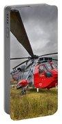 Royal Navy Sar Sea King Xz920 Glencoe Portable Battery Charger