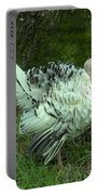 Royal Palm Turkey Portable Battery Charger
