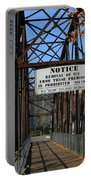 Rube Nelson Bridge 3 Portable Battery Charger