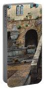 Rue Du Bresc A St Paul De Vence Portable Battery Charger