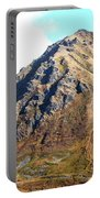 Rugged Mountain Portable Battery Charger