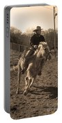 Running The Horse Portable Battery Charger