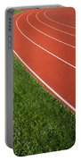 Running Track Portable Battery Charger