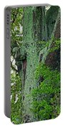 Rural Trees Close Up Portable Battery Charger