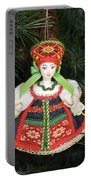 Russian Folk Ornament Portable Battery Charger