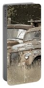 Rustic Trucks Portable Battery Charger