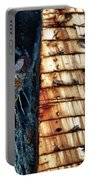 Rusting Boat Anchor Portable Battery Charger