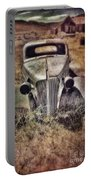 Rusty Car  Portable Battery Charger