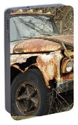 Rusty Ford Portable Battery Charger