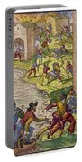 Sack Of Cartagena, C1544 Portable Battery Charger