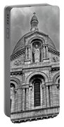 Sacre Coeur Montmartre Paris Portable Battery Charger