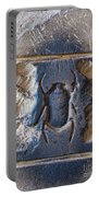 Sacred Scarab. Portable Battery Charger by JSM Fine Arts John Malone