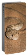 Sahara Sand Viper Cerastes Vipera Portable Battery Charger