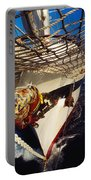 Sailing, Figurehead On The Prow Of A Portable Battery Charger