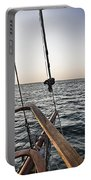Sailing The Seas Portable Battery Charger
