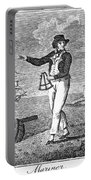 Sailor, 18th Century Portable Battery Charger