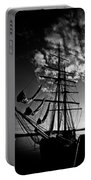 Sails In The Sunset Portable Battery Charger