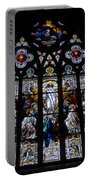 Saint Johns Stained Glass Portable Battery Charger