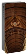 Saint Marys Church Interior 1 Portable Battery Charger