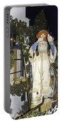 Saint Nicholas Portable Battery Charger