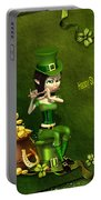 Saint Patricks  Day Portable Battery Charger