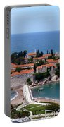 Saint Stephen In Montenegro Portable Battery Charger