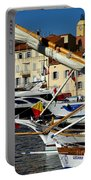 Saint Tropez Harbor Portable Battery Charger