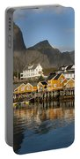 Sakrisoy Fishermen's Village Portable Battery Charger