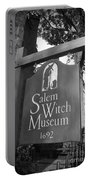 Salem Witch Museum Portable Battery Charger