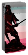 Samurai Sunrise Portable Battery Charger