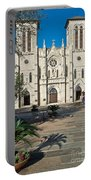 San Fernando Cathedral Portable Battery Charger