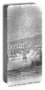 San Francisco Bay, 1849 Portable Battery Charger