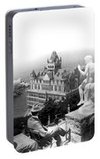 San Francisco Cliff House Portable Battery Charger