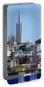 San Francisco Panorama Portable Battery Charger