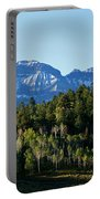San Juans Colorado Portable Battery Charger