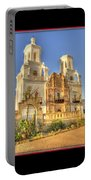 San Xavier Mission 15 Portable Battery Charger