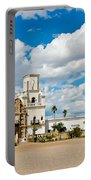 San Xavier Mission Tucson Az  Portable Battery Charger