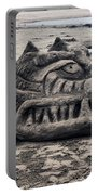 Sand Dragon Sculputure Portable Battery Charger