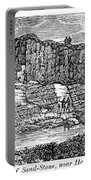Sandstone Quarry, 1840 Portable Battery Charger