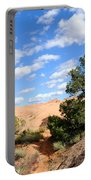Sandstone Sky Portable Battery Charger