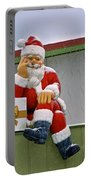 Santa Is Waiting For You Portable Battery Charger