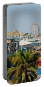 Santa Monica Pier Portable Battery Charger