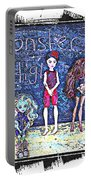 Sarah's Monster High Collection Sketch Portable Battery Charger
