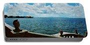 Sarasota Bay In Florida Portable Battery Charger