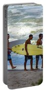 Satelite Beach Portable Battery Charger